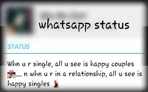 cool whatsapp status about love
