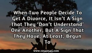 divorce quotes for him