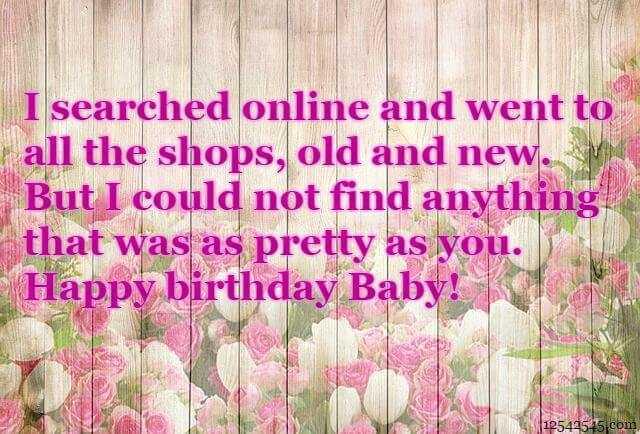 naughty birthday wishes to a girlfriend