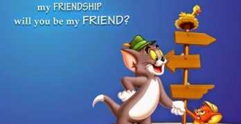 Happy Friendship Day Animated Images for Whatsapp Dp