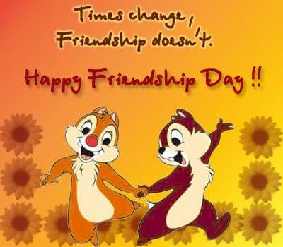 Happy Friendship Day Images Animated