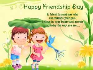 Happy Friendship Day Wishes for Brother