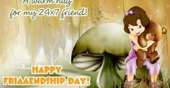 Happy Friendship Day in Advance Messages and Greetings