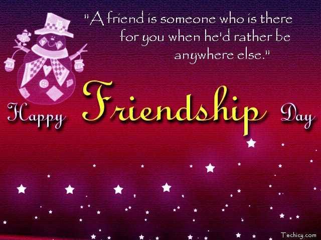 Happy Friendship Day Wishes Status