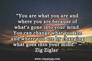Zig Ziglar Quotes on Success and Gratitude