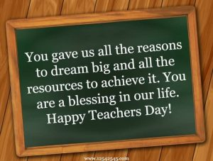 Happy Teachers Day Wishes