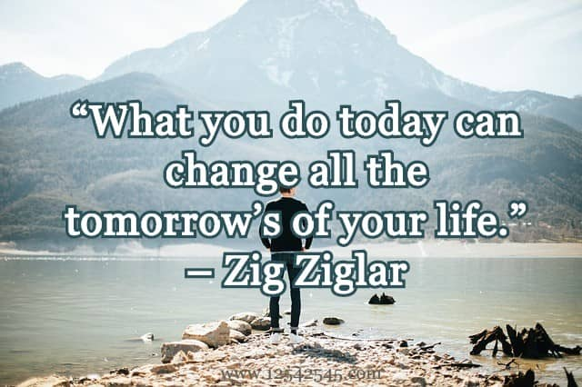 Zig Ziglar Quotes on Success and Gratitude