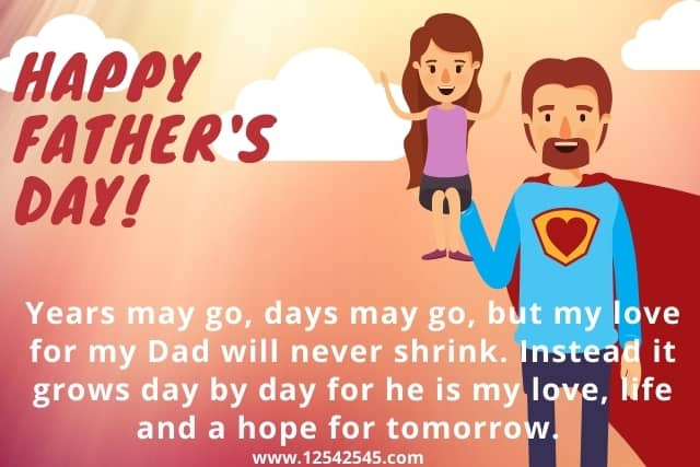 happy fathers day dad