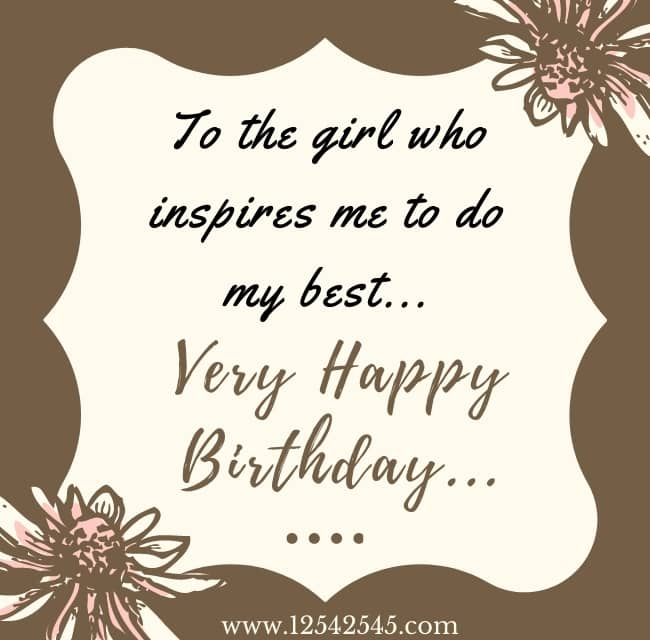 Best Female Friend Happy Birthday Wishes