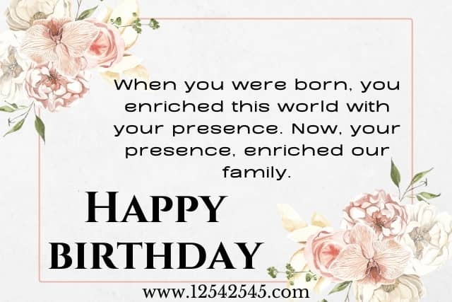 Birthday Wishes for Wife Romantic