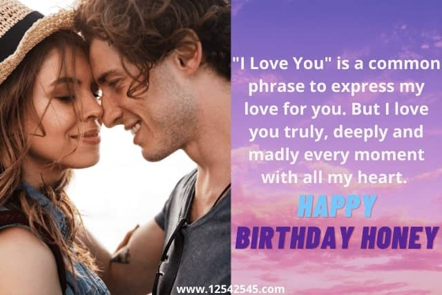 Emotional Birthday Messages for Boyfriend