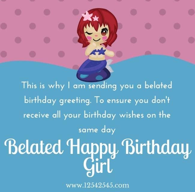 belated birthday wishes girlfriend