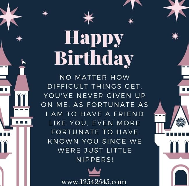 Birthday Wishes for a Best Friend Female