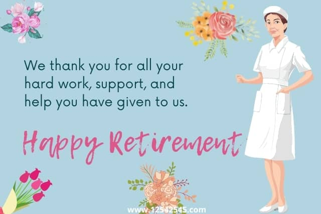 Retirement Quotes for Nurses
