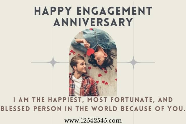engagement anniversary wishes for wife