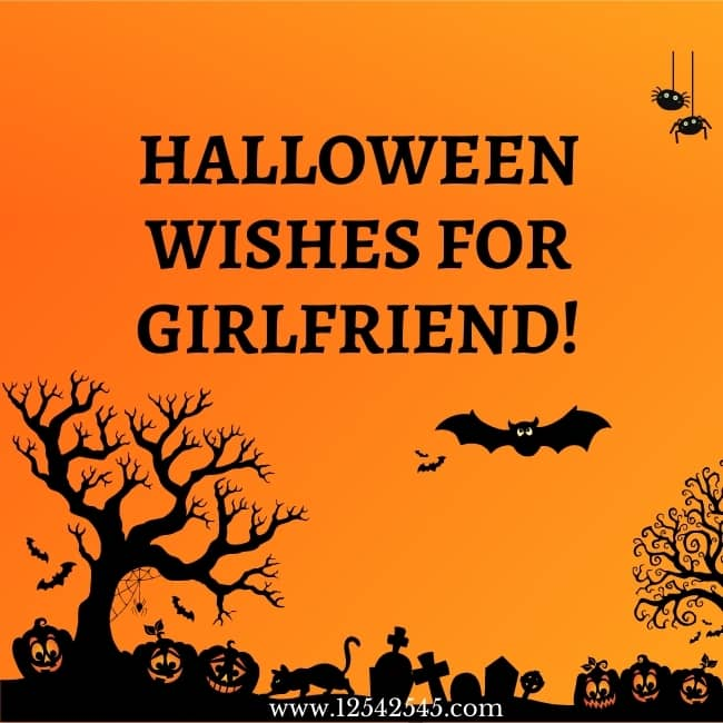 halloween wishes messages