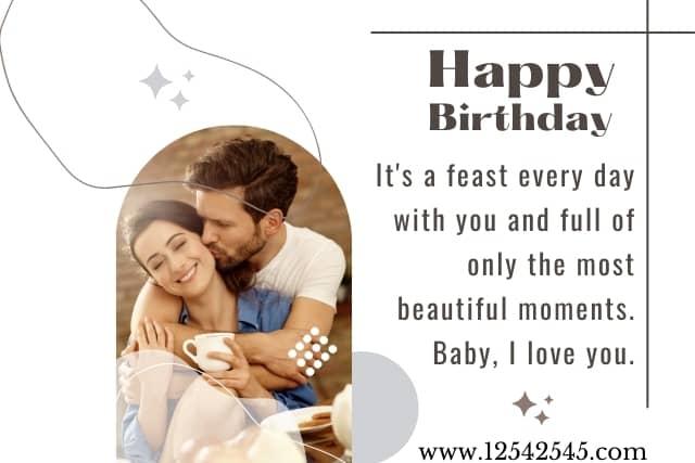 Birthday Paragraphs to Girlfriend