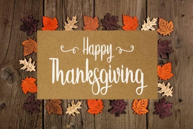 thanksgiving wishes to teacher