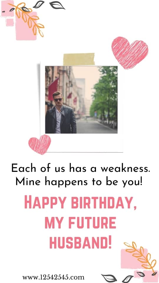 Romantic Birthday Wishes for Fiancé