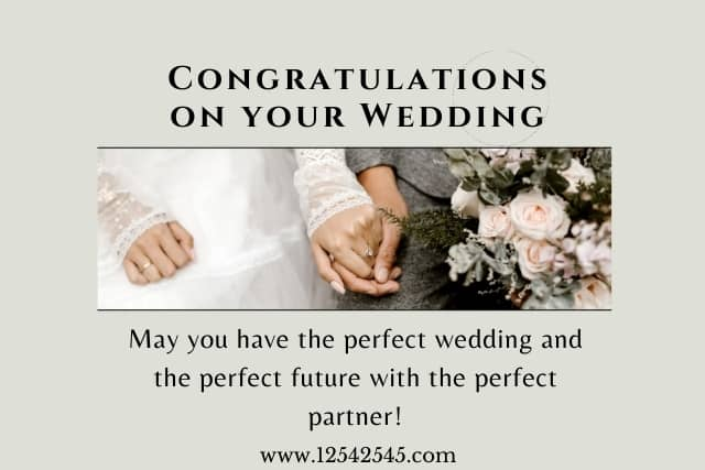 Wedding Wishes for a Best Friend